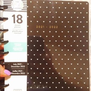2021-2022 Classic Happy Planner Vertical Layout